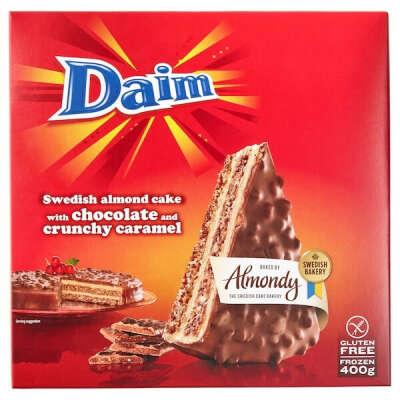 DAIM Миндально-шоколадный торт Daim купить в интернет-магазине - IKEA