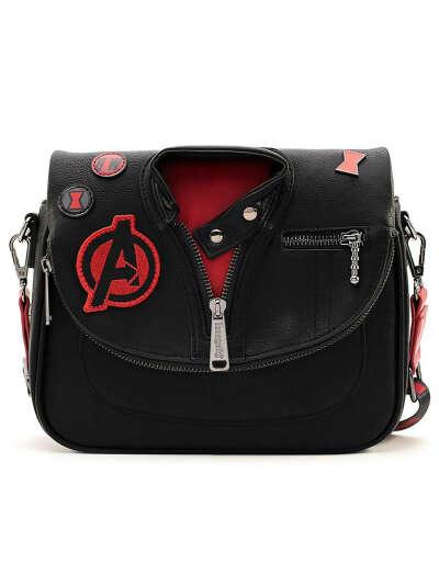 Сумка Funko LF: Marvel: Black Widow Mini Backpack Jacket Crossbody MVTB0095, Funko