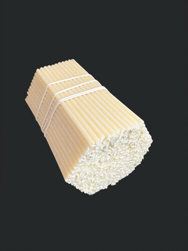 Свечи белые восковые №120