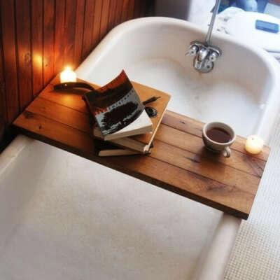 полочка для ванной.