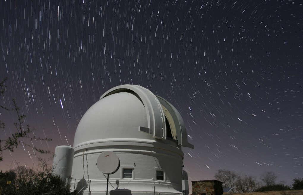 В обсерваторию