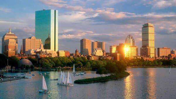 Посетить Бостон