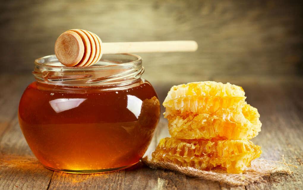 Натуральный мёд (без добавок)