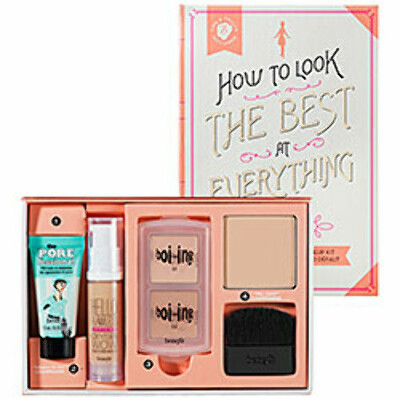 Sephora: Benefit Cosmetics : How To Look The Best At Everything : foundation-sets
