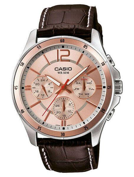 Часы Casio MTP-1374L-9A [MTP-1374L-9AVEF] купить. Официальная гарантия. Отзывы покупателей.