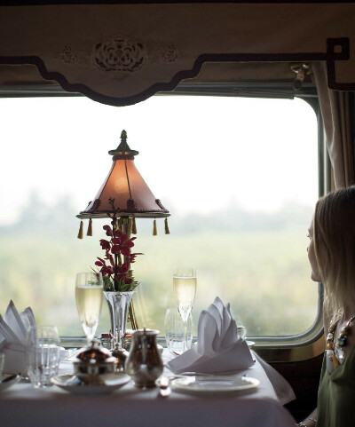 Journey by train in Europe ❤️