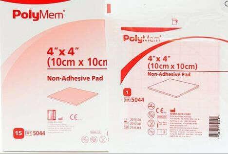 Polymem 10cm*10cm Non-Adhesive Pad