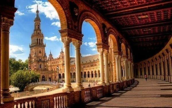 Я хочу в Испанию