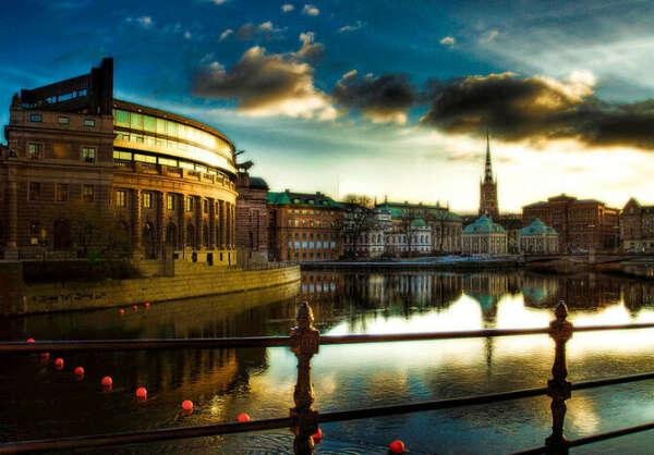 Хочу съездить в Стокгольм!