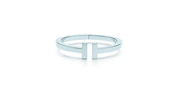 Tiffany & Co. -  Браслет Tiffany T Square