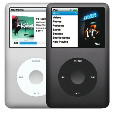 Apple iPod Classic 160 gb black