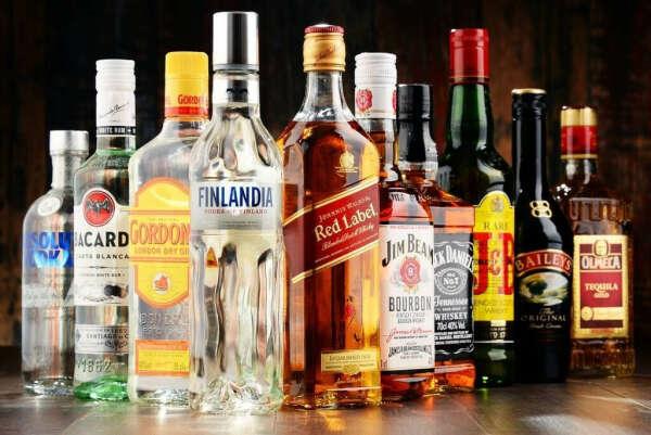 Всякий вкусный алкоголь
