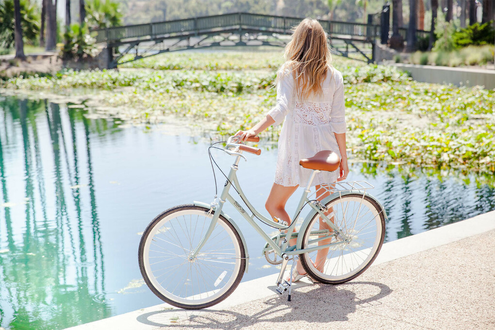 Прогулочный велосипед Pure City The Crosby