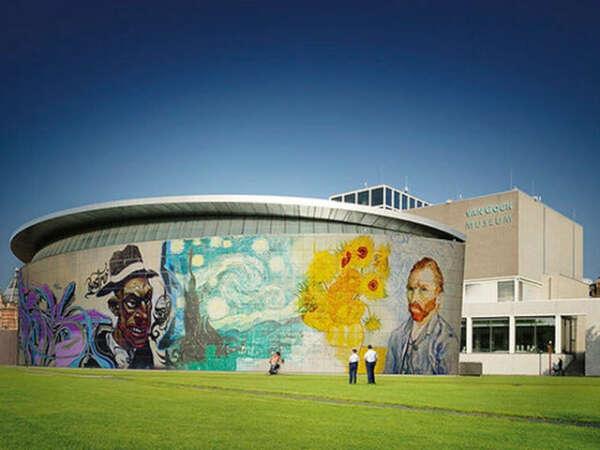 Нидерланды: музей Ван Гога