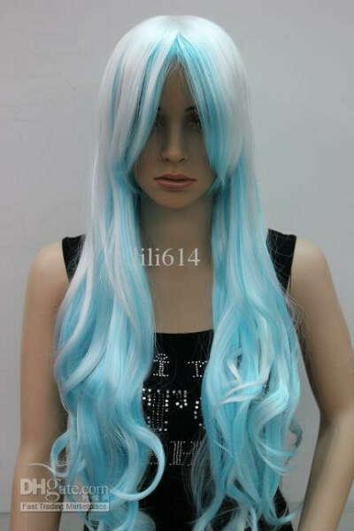 покрасить волосы так