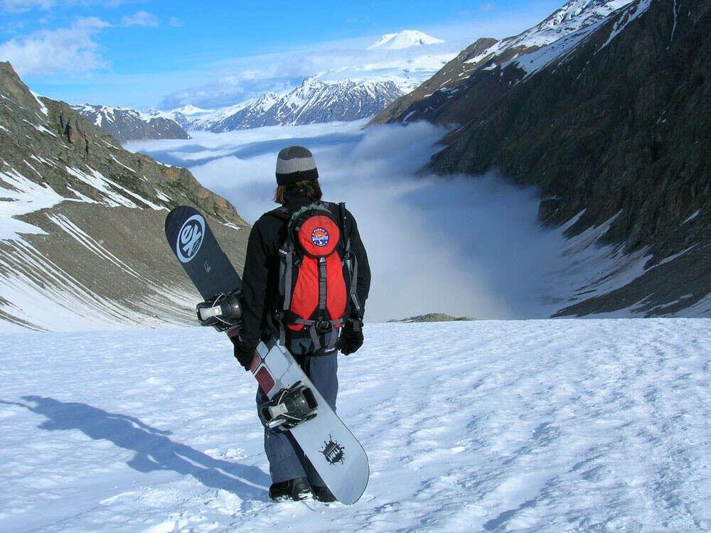 Освоить сноуборд