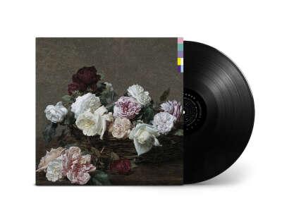 "NEW ORDER POWER, CORRUPTION & LIES 180 Gram Black Vinyl 12"""