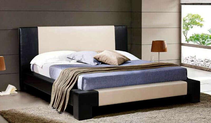 Кровать с хорошим матрасом