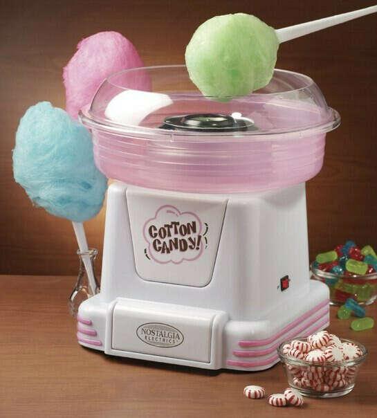 Хочу машинку для производства сахарной ваты.