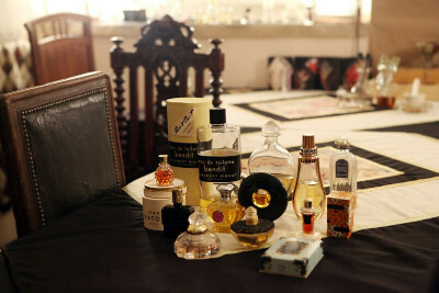 В музей парфюмерии