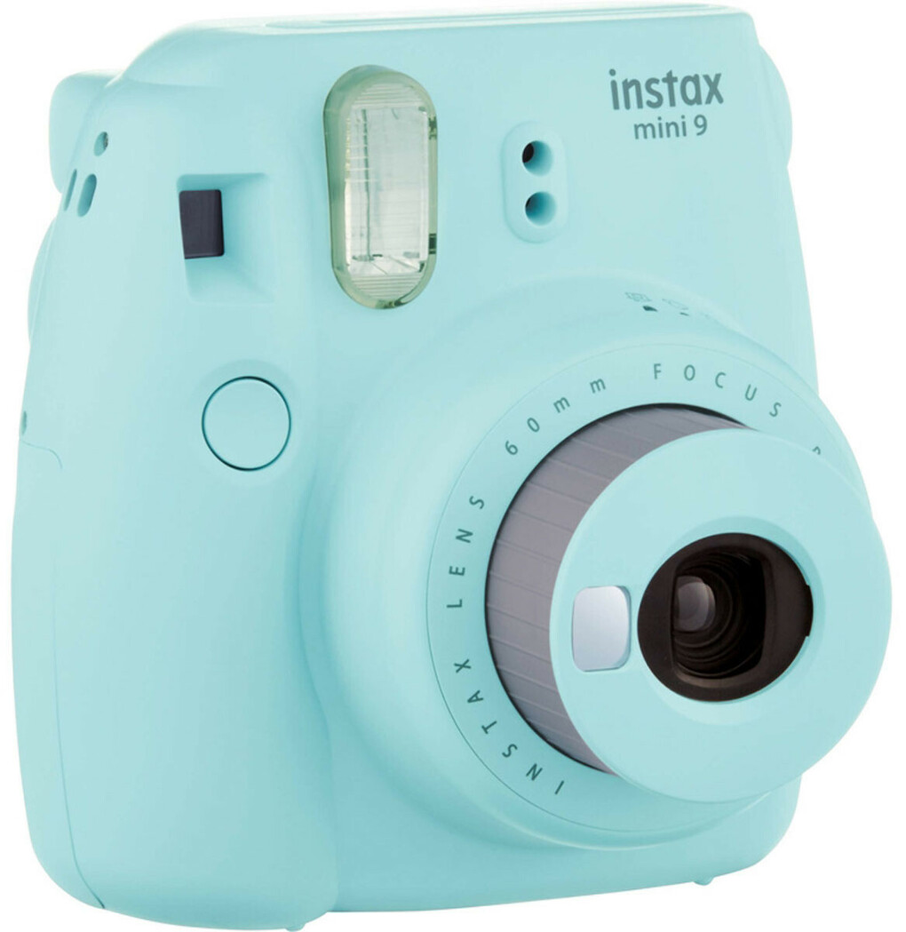 Фотоаппарат мгновенной печати Fujifilm Instax Mini 9