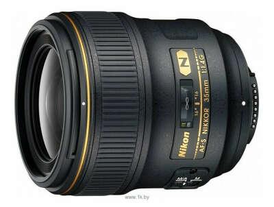 Nikon 35 1.4 mm