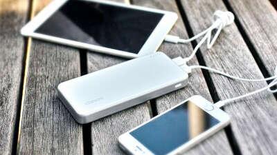 Портативная зарядка для телефона