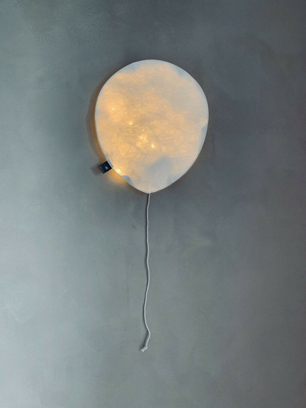 White Lighting Balloon