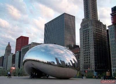 Посетить Чикаго