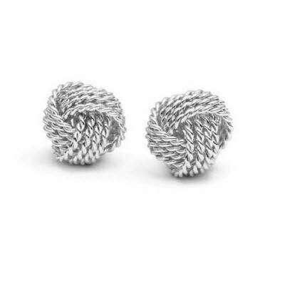 Серьги Tiffany & Co Twist Knot [0212]