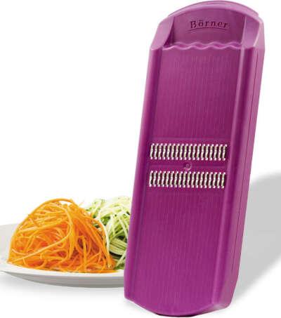 Терка для корейской моркови от Borner