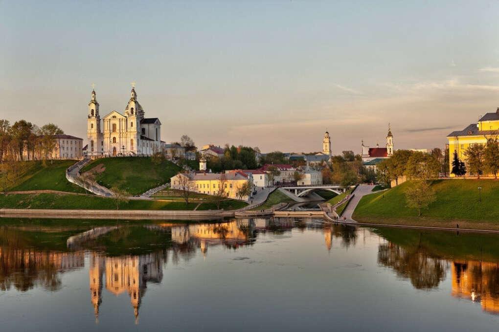 Посетить город Витебск
