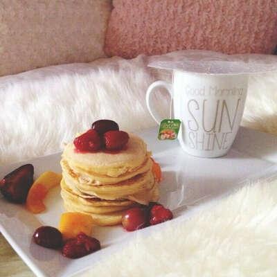 Хочу завтрак в постель
