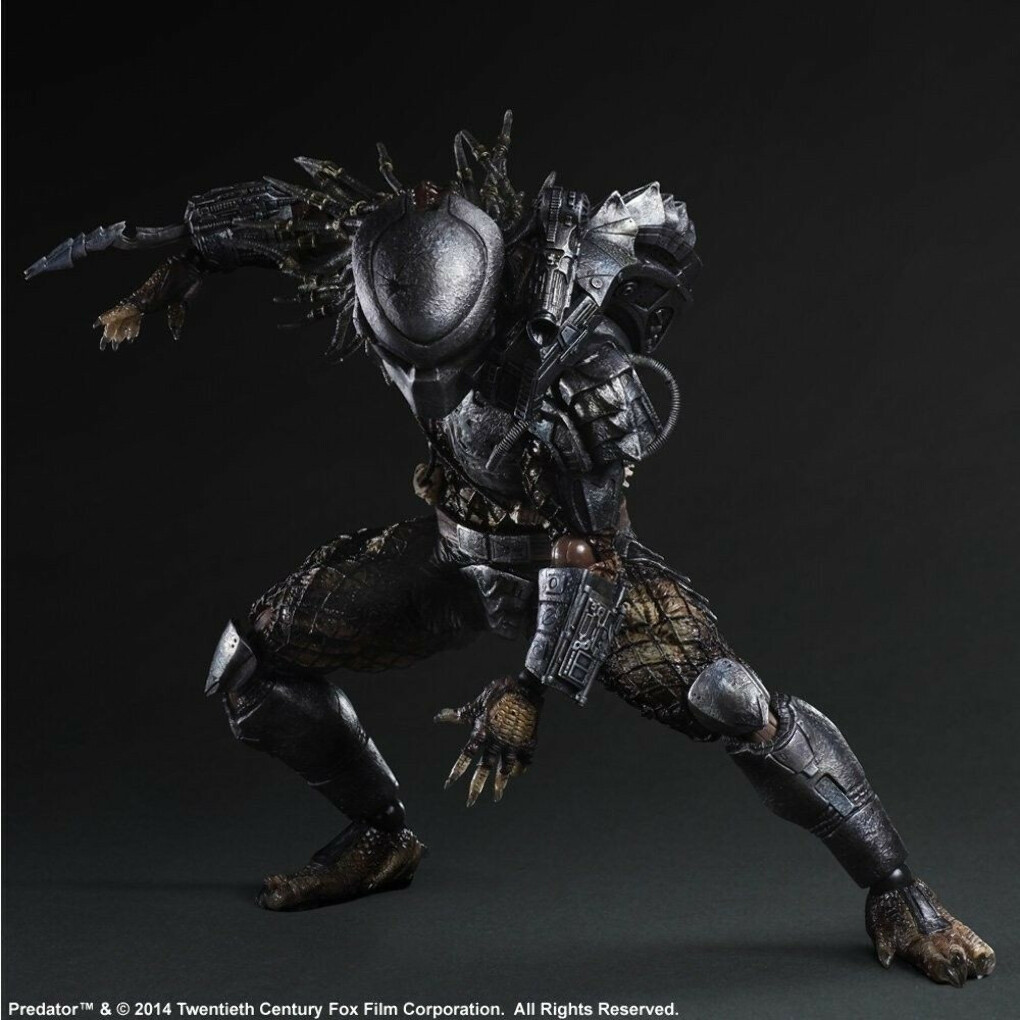 SQUARE ENIX PLAY ARTS KAI PREDATOR Action figure ,NEW ,Free shipping , In Stock