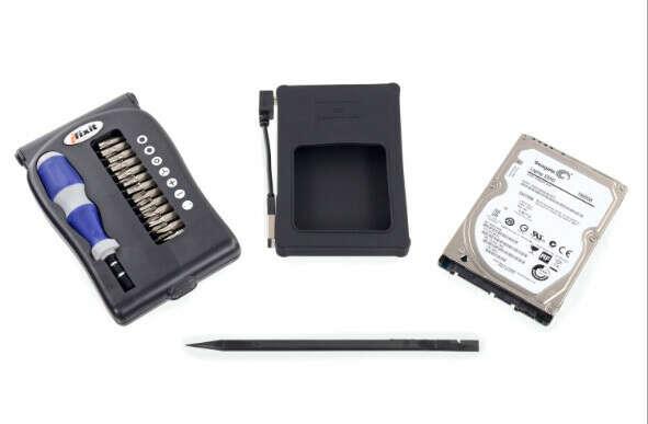 новый HDD для старенького макушки (macbook Pro mid 2010)