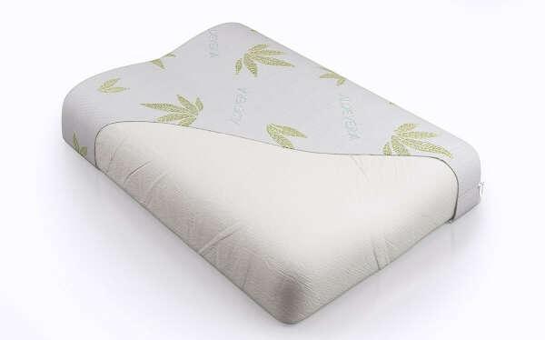 Подушка с эффектом памяти формы