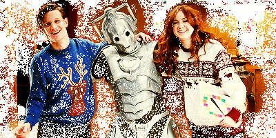 Хочу.. Рождественскую серию Доктор Кто!
