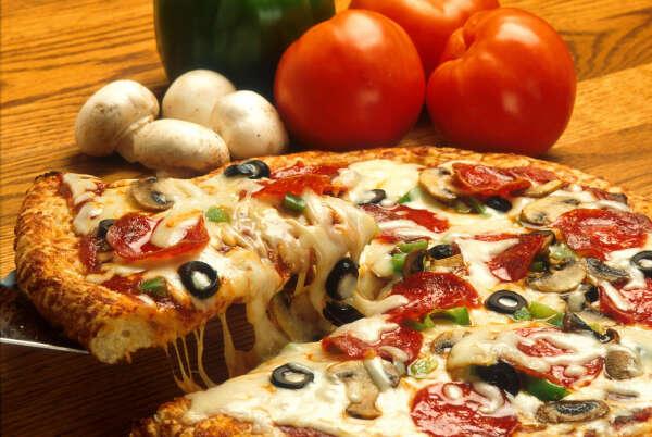 попробовать настоящую итальянскую пиццу