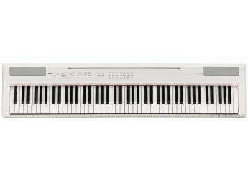 Цифровые фортепиано, пианино, рояли YAMAHA P-105WH