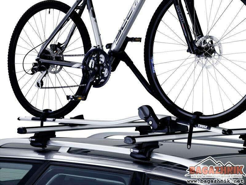 Велобагажник для VW Polo Sedan