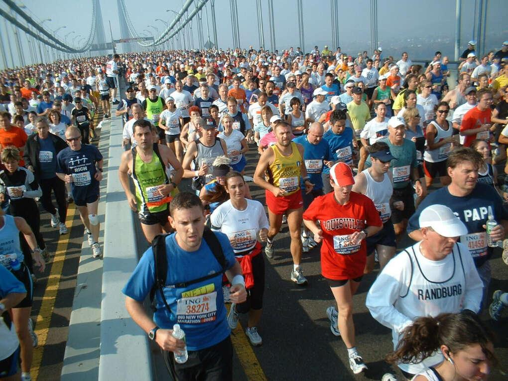 Пробежать марафон большой шестерки