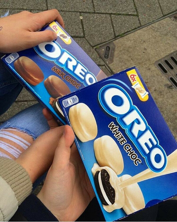 Oreo в шоколаде