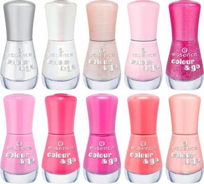 Лак для ногтей Colour & Go