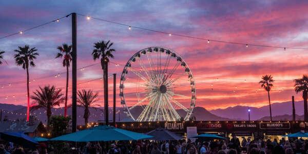 Coachella Valley Music and Arts Festival, Indio, USA