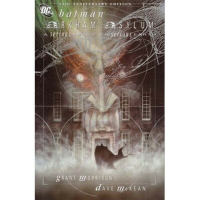Batman: Arkham Asylum Anniversary Edition