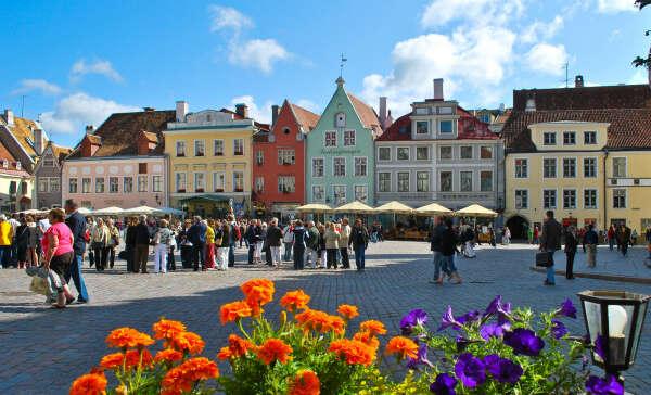 Посетить Таллин