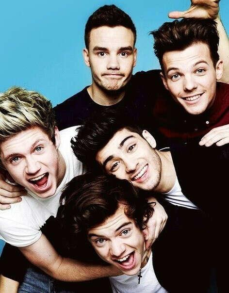 Хочу на концерт One Direction
