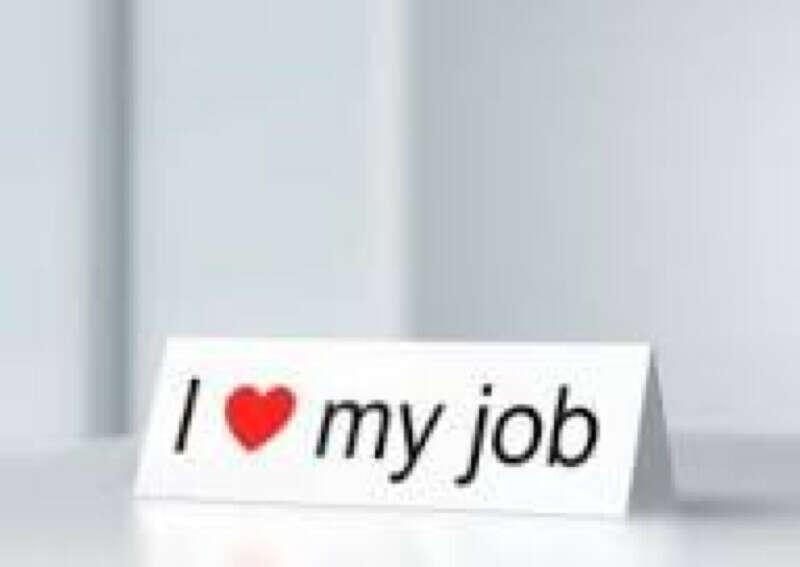 Любимая работа
