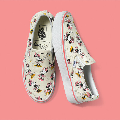 Disney Minnie Mouse  by Vans IN STOCK | ARCHFASHION