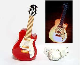 Лампа-гитара